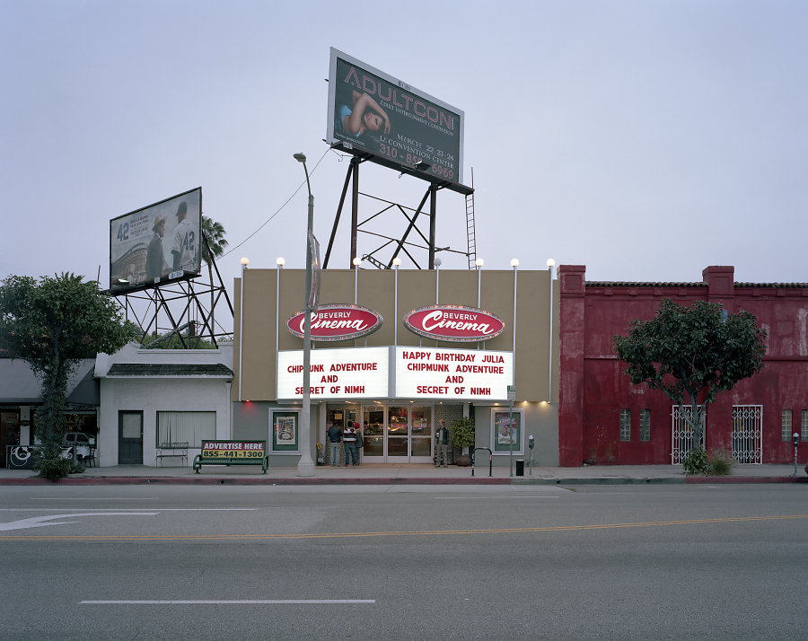 New Beverly, Los Angeles