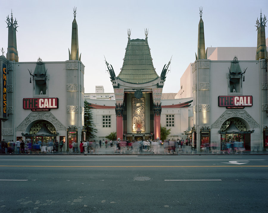 Chinese Theater, Los Angeles
