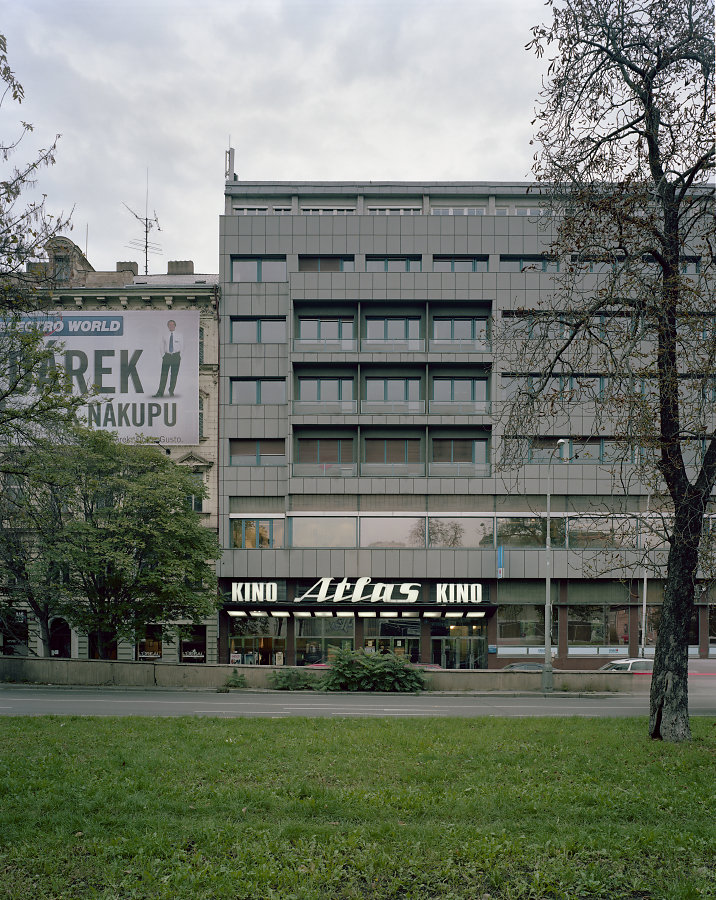 Kino Atlas, Prague