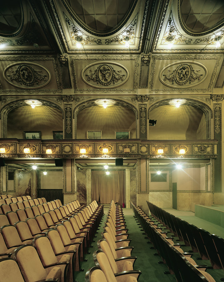 Kino Lucerna, Prague