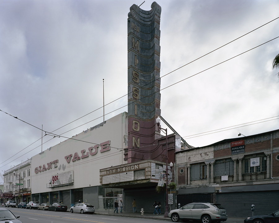 Mission Theater, San Francisco