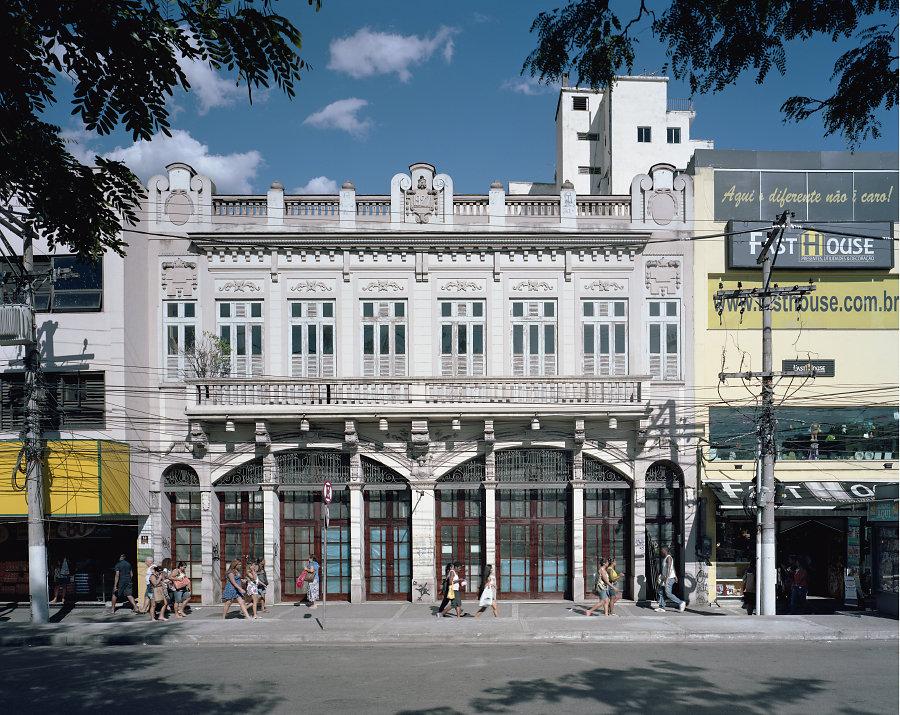 Cinema Central, Niteroi, 2014