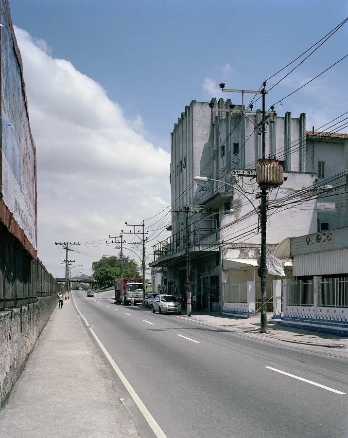 Cinéma de Gare, Leopoldina