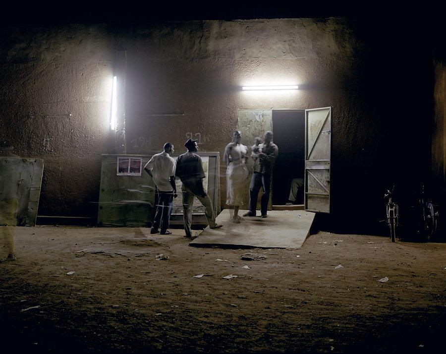 Ciné de secteur, Ouagadougou
