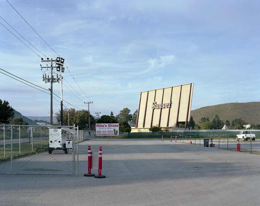 Sunset Drive-in, San Louis Obispo