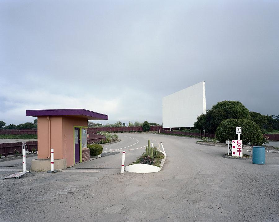 Drive in, Santa Barbara