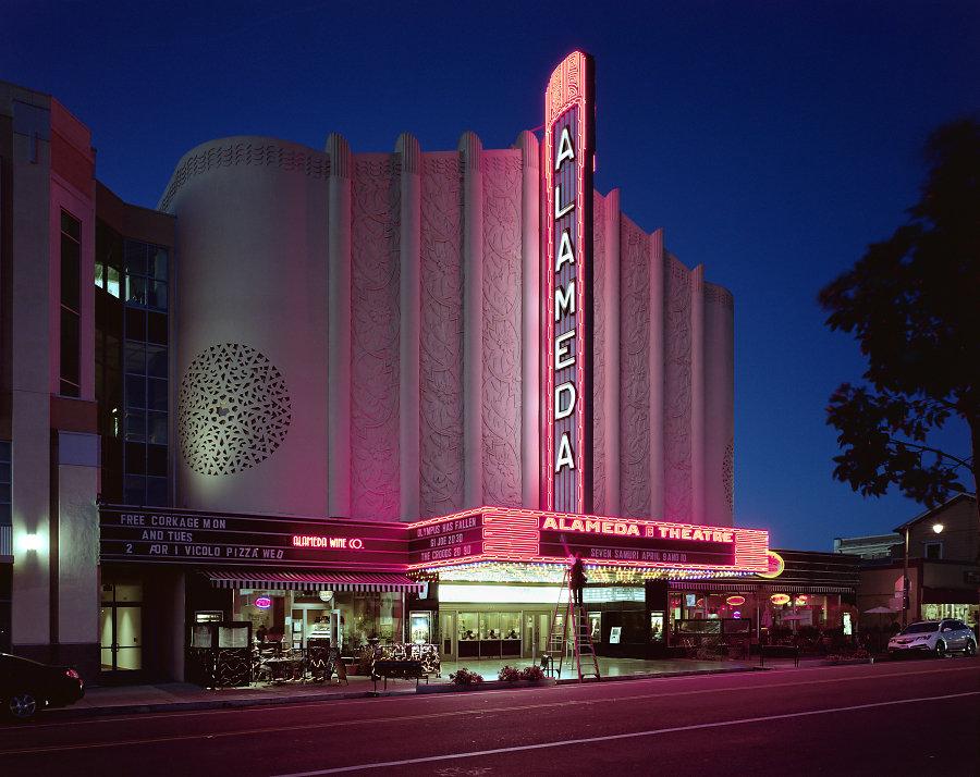 Alameda Theater, Alameda