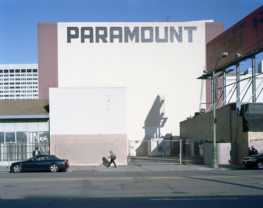 Paramount, Oakland