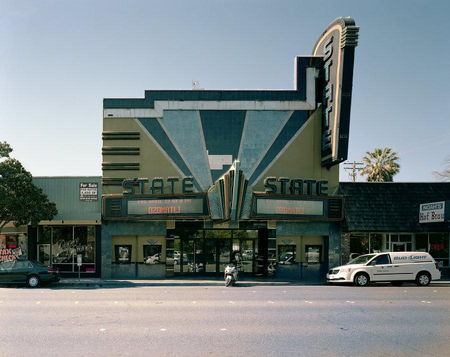 State Theater, Modesto