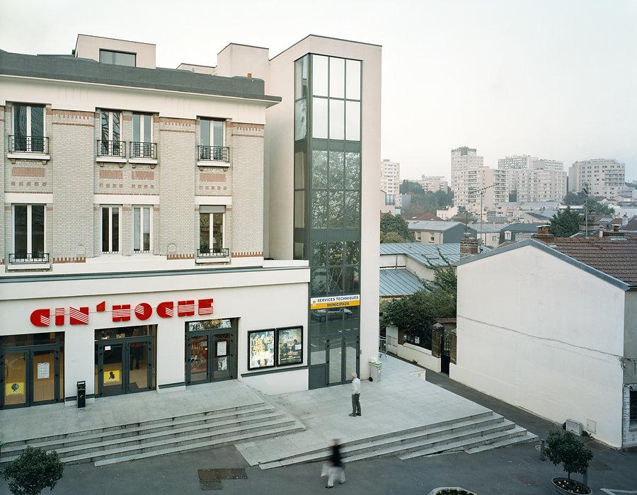 Le Mélies, Montreuil