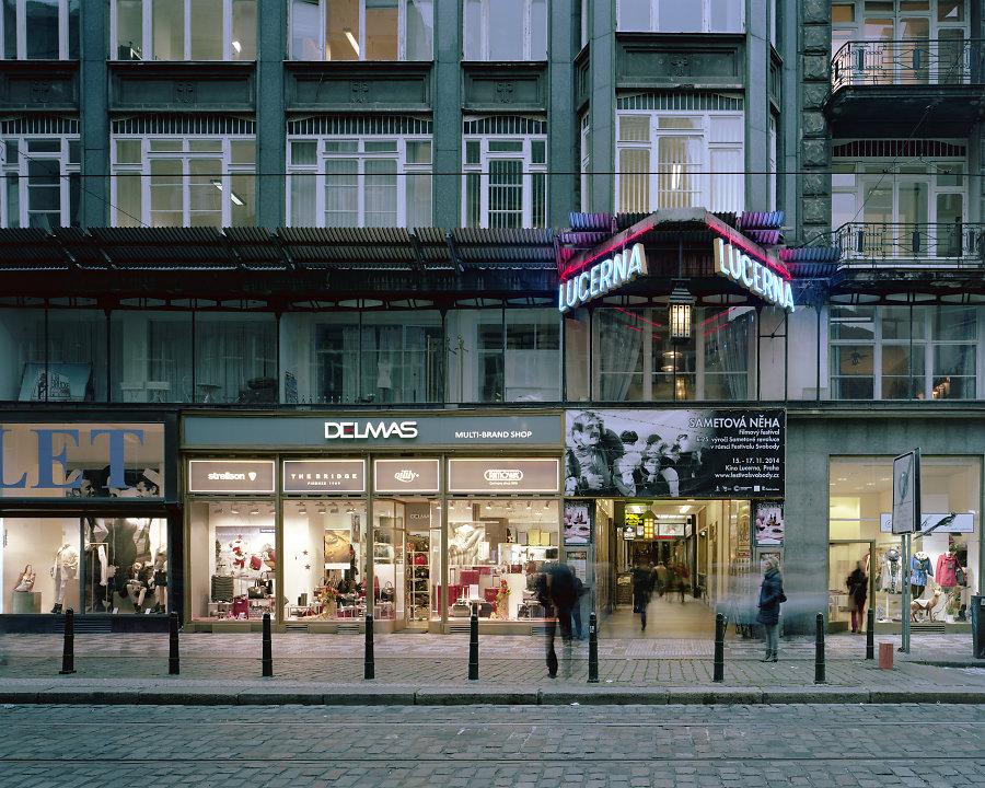 Kino Lucerna, Prague