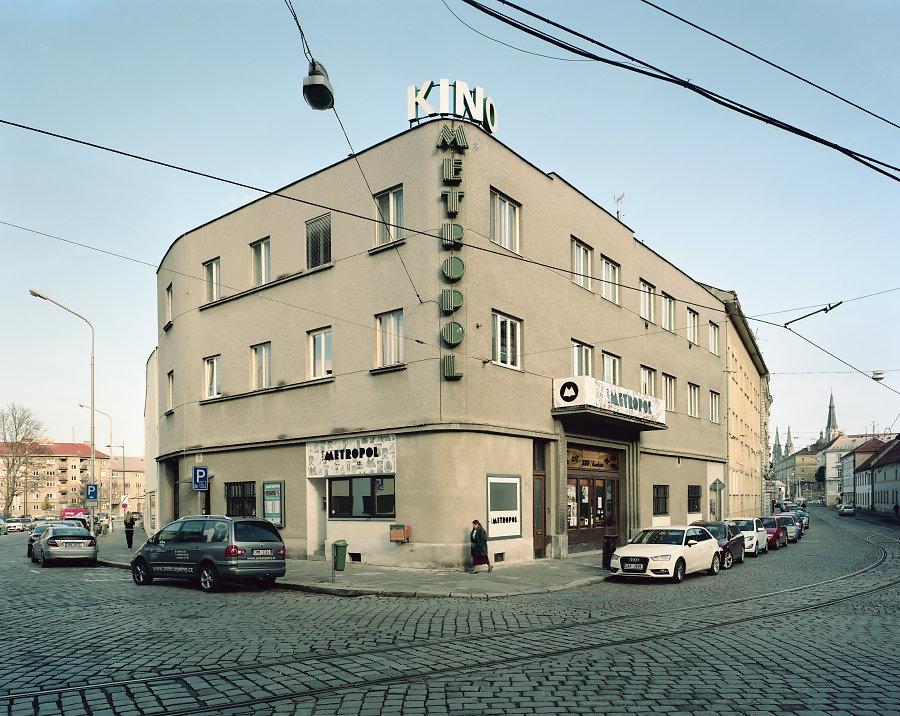 Kino Metropol, Olomouc