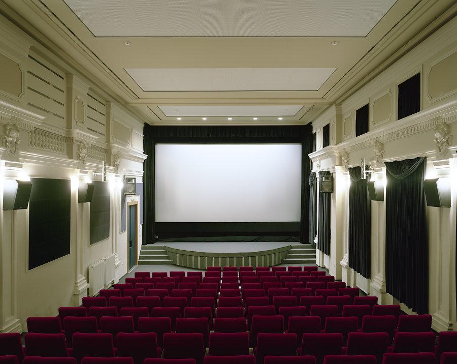 Kino Parorama, Boskovice