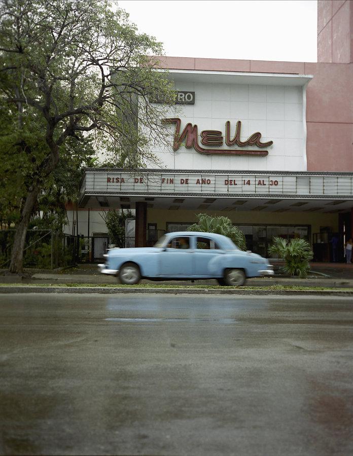 Teatro Mella, La Havane