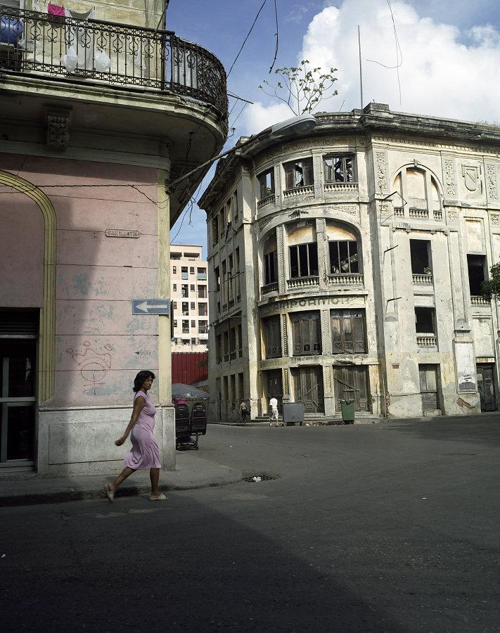 Campoamor, La Havane