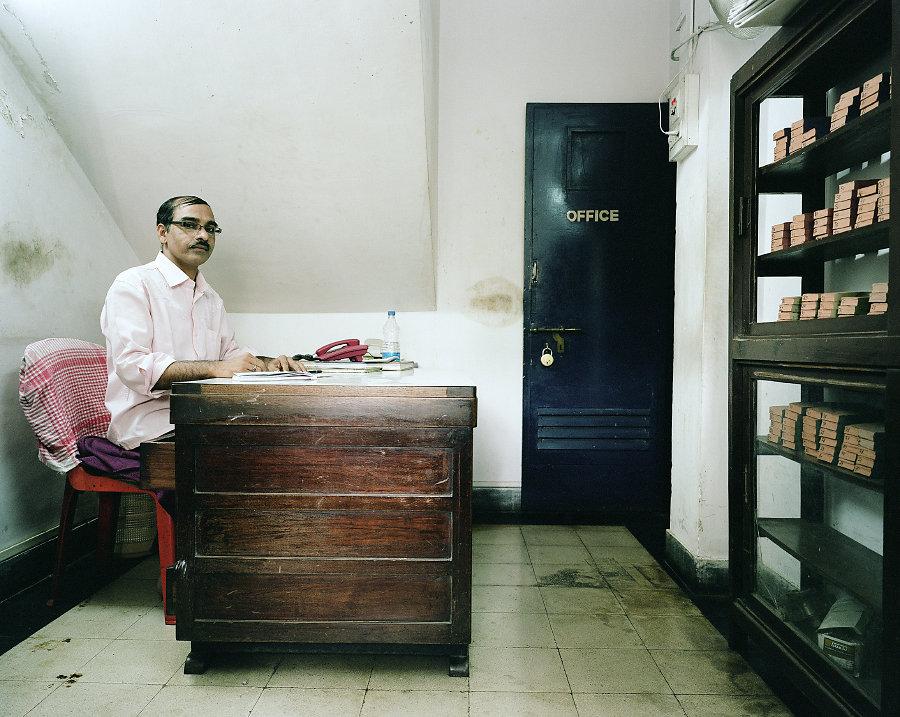 Madhav Rode de l'Aurora Theatre De mumbai