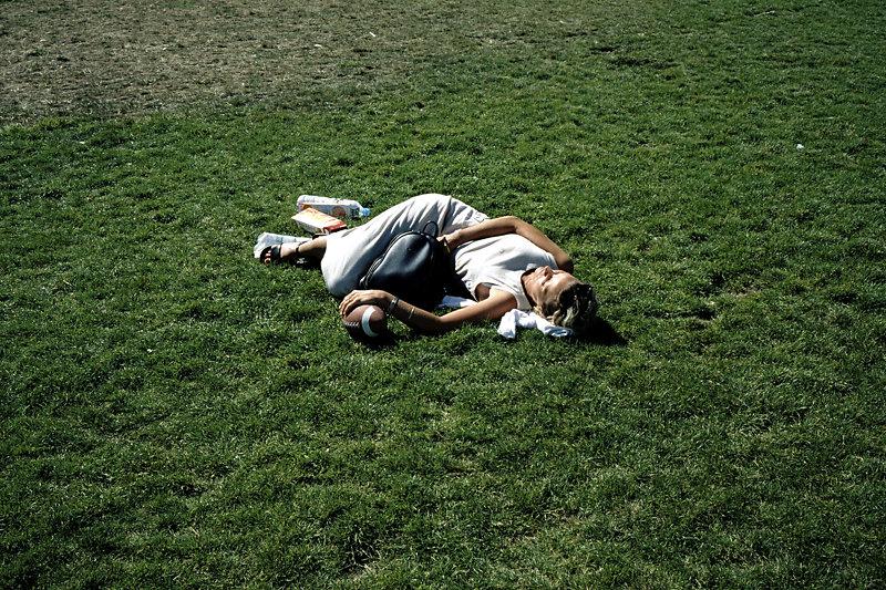 Green siesta