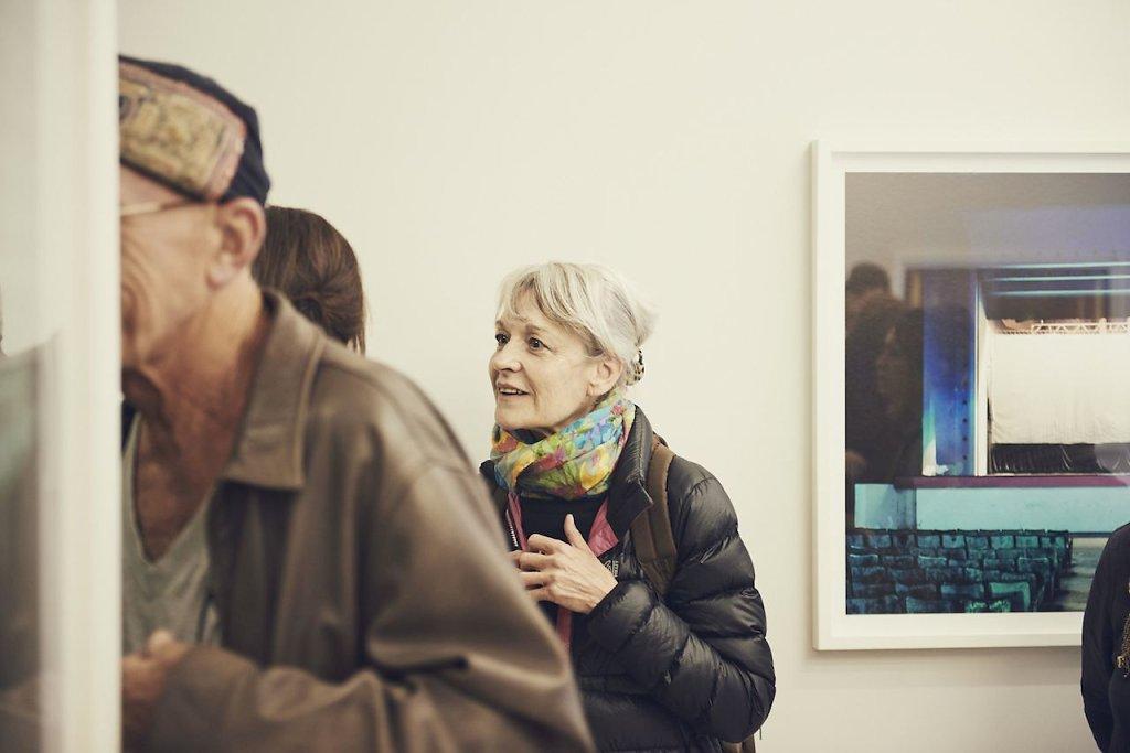 Galerie Cinéma, Paris, France, 2015