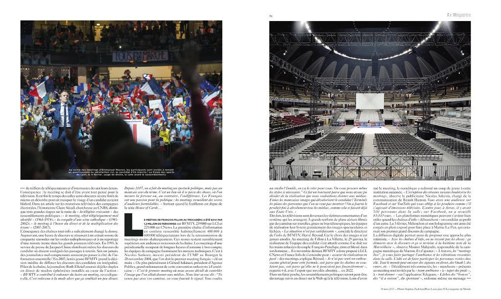 Magazine Le Monde