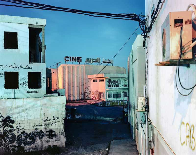 Cinérail, Gaafour