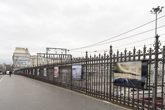 Pont Saint Ange / Paris / 2020