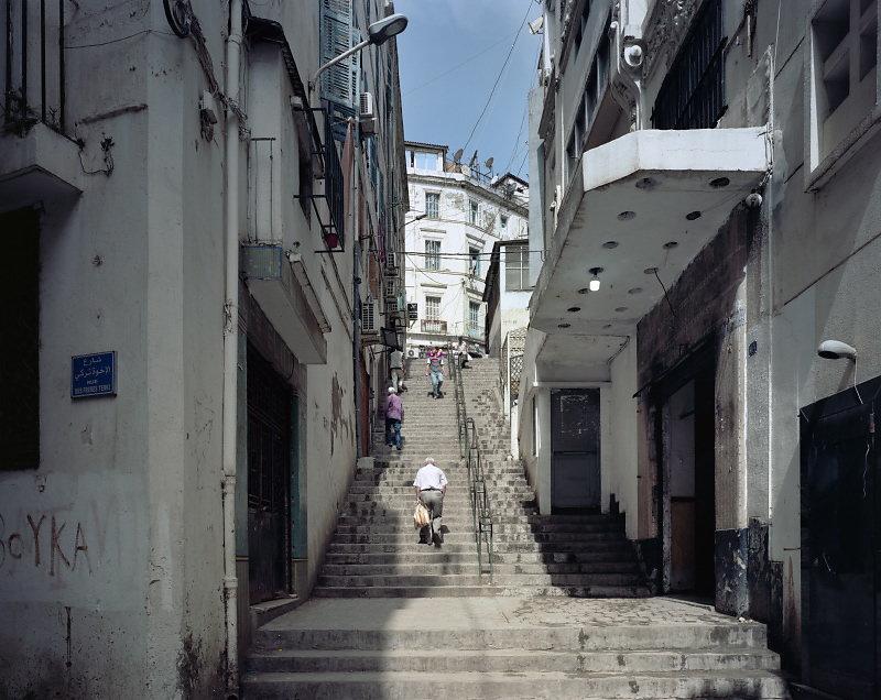 L'Olympia, Alger